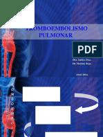Tromboembolismo Lista