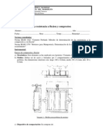 Práctico Cemento Resistencia a Flexión y Compresión
