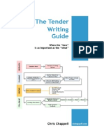 The Tender Writing Guide