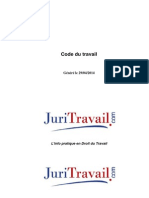 Code Du Travail 2014