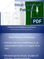 Pakistan Political System