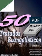 50 Tratados Evangelisticos Volumen 2