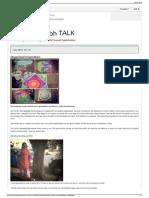 Aarambh Talk July - Spark an Idea