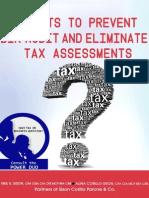 Secrets to Prevent BIR Audit and Eliminate Tax Assessments_R1_v2