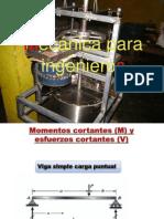 Mecánica Para Ingenieros Presentacion