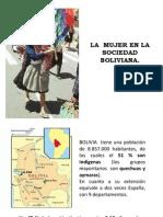 La Mujer en Bolivia