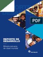 3.- Reporte de Desarrollo SAN RAFAL