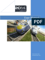 Train Simulator 2014 User Manual