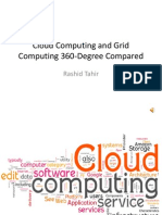 Cloud Computing and Grid Computing 360-Degree Compared (1)