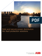 Arc Fault Protection