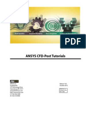 ansys cfd curs online