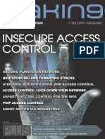 Insecure Access Control Hakin9!06!2011 Teasers
