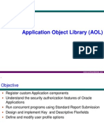 Application Object Library