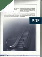 Dimension of Escalators