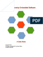 How to Develop Embedded Software