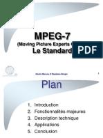 Presentation Mpeg7