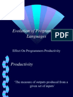 Effect on Productivity