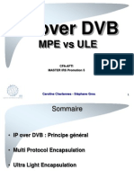 Presentation IP Over DVB