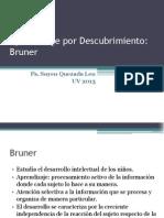 Bruner AP. Por Descubr