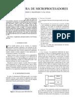 Arquitectura de Microprocesadores