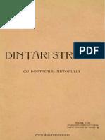 Din Tari Straine, Iuliu T, Mera, 1911