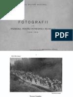 Fotografii Din Razboiul Pentru Intregirea Neamului 1916-1919