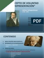 Schopenhauer - Mundo Como Voluntad