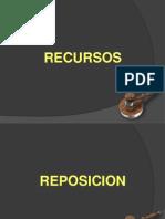 LOS RECURSOS (Reposicion, Apelacion, Nulidad)(1)