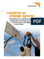 Guidelines for Child Participation in CRC Reporting