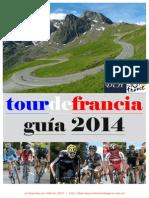 Ciclismo / Guía DcH Tour de Francia 2014