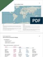 World UTM Zones Map