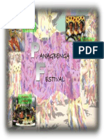 Panagbenga Festival Brochure