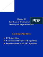 13-Fast Fourier Transform (FFT)