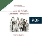 Cuomo, Franco - Amalfi De Gunter, Caballero Templario.pdf
