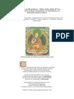 La enseñanza de Shantideva
