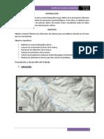 PARAMETROS GEOMORFOLOGICOS - CARHUAS