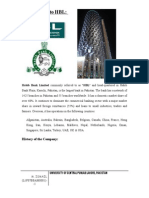 19406057 Human Resource Management at HBL PAKISTAN