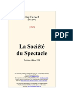 Societe Du Spectacle