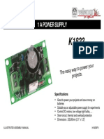 Illustrated Assembly Manual k1823