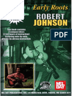 Woody Mann - The Early Roots of Robert Johnson