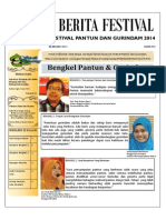 Bilangan 2 - New Festival Pantun Dan Gurindam