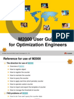 G-M2000 User Guide for Optimization Engineers