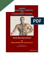 Chuck Sipes Super Seminar