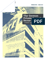 The German Private Rented Sector Web
