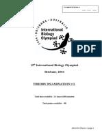 Ibo Theory Paper 1 q 1 77 English Final
