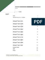Ebook Economy Toeic 1000 LC vol 5