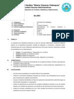 Silabus Estadistica General