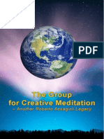 Group for Creative Meditation Rome 2012 Booklet