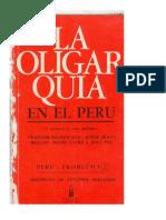 Perú La Oligarquia en El Perú