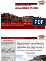 Propatria Barrio Nuevo Barrio Tricolor Informacion Del 28 01 2014